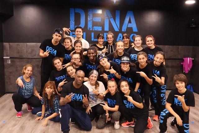 workshop hip hop loose joint dena bilbao