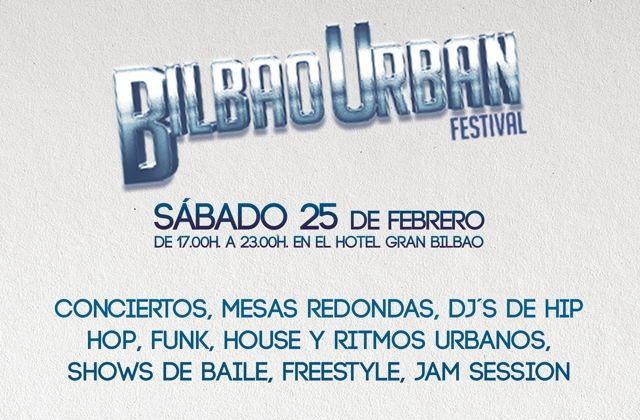 cartel bilbao urban festival BUF