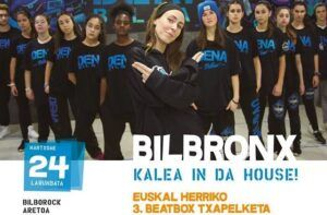 Bilbronx festival loraldia 2018 BILBAO DENA BILBAO MIINIIMI BEATBOX