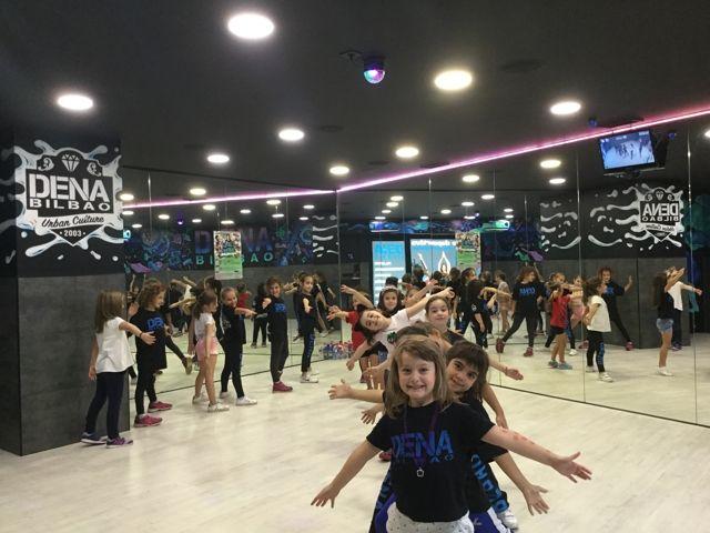 bailar aporta beneficios mentales para los ninos DENA BILBAO