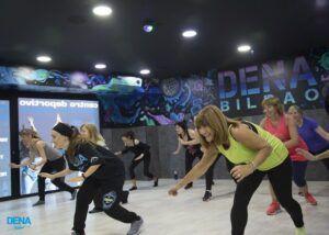 bailes urbanos para adultos gimnasio santutxu dena bilbao