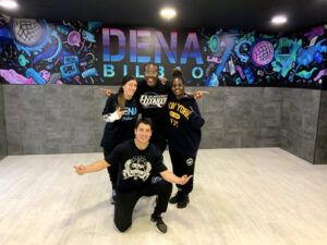 popin pete dena bilbao mr wiggles workshop hip hop popping