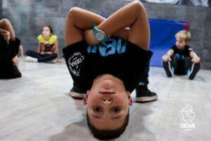 clases de baile para niños y niñas en dena bilbao