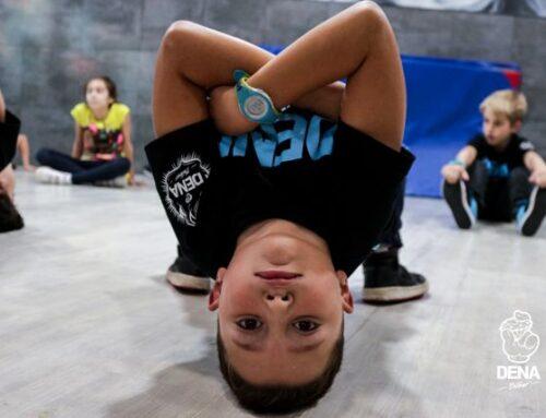 Clases de baile para niños desde los 2 años en DENA BILBAO