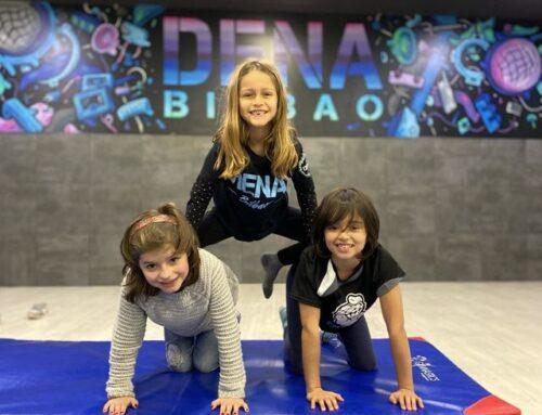 DENA BILBAO imparte extraescolares de danza infantil en colegios