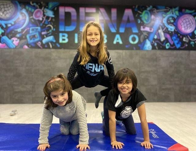 extraescolares de danza infantil en colegios dena bilbao