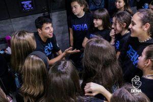 escuela de danza dena bilbao